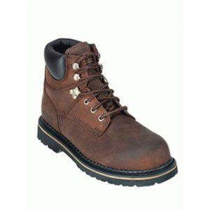 McRae Boots MR86344 Men's Steel Toe Ruff Rider Work Boots