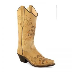 LF1588 Old West Western Ladies Boots