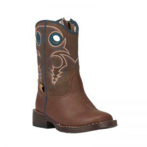 6232 Dylan Toddler DBL Barrel Boots
