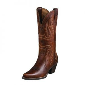 5908 Ariat Heritage Western X Ladies Boots