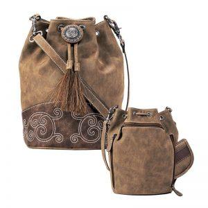 N7537202 Blazin Roxx Molly Bucket Bag