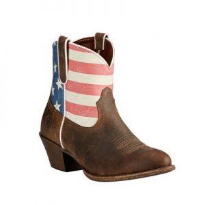 9946 Ariat Old Glory Gracie Ladies Boots