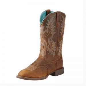 3178 LD Ariat Heritage Stockman Boots