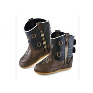 10047 Old West Infant Boots 0-4