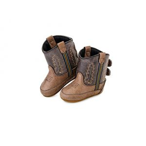 10102 Old West Infant Poppet Boots