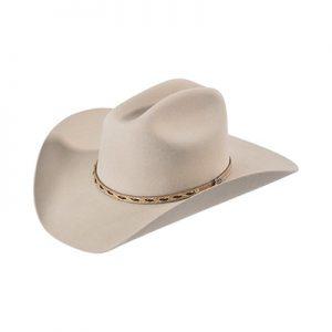 2X Bonanza Justin Felt Cowboy Hat