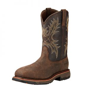 7420 Ariat Workhog Western Work Boots