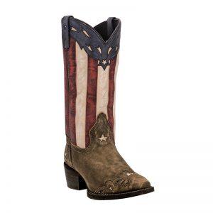 52165 Laredo Ladies Keyes Snip Toe American