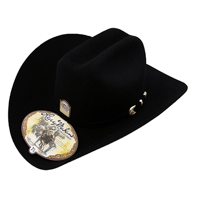 b6203a2da9eea 6X Larry Mahan Felt Hat – El Rodeo Western Wear