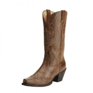 5290 Ariat Round Up D Toe Wingtip
