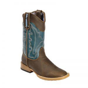 51602 Open Range Dbl Barrel Boots