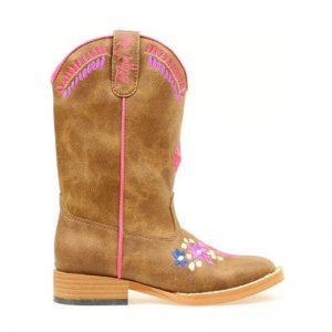 72402 Sashay Sq Youth Boots