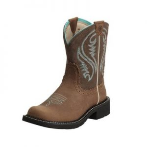4080 LD Ariat Fatbaby Heritage Western Boot