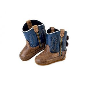 10104 Old West Infant Poppet Boots 0-4