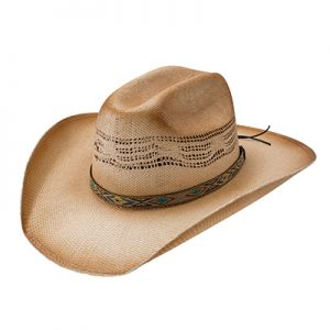 7436 Charlie 1 Horse Hog Wash Straw Hat