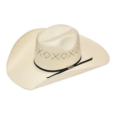d9d97fc675c1e 73688 Twister 10X Shantung Straw Hat – El Rodeo Western Wear