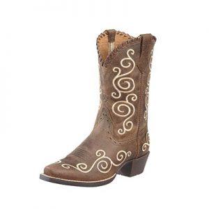 0256 Ariat Shelleen X Western Boots