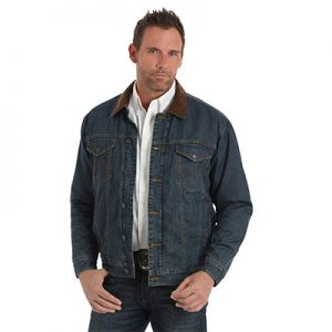 265CD Wranger Conceal Carry Denim Jacket