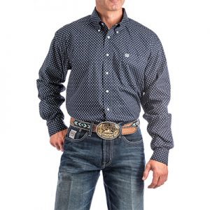 4663 Cinch L/S Posy Shirt
