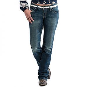 4071 LD Abby Mid Rise Slim Boot Cut Cruel Jeans