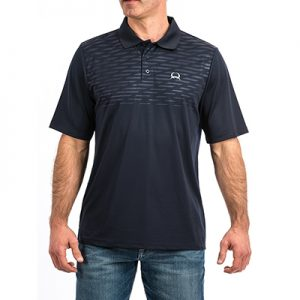 3001 Men's Cinch ArenaFlex S/S Polo