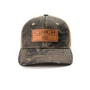 8019 MN Cinch Camo Trucker Cap