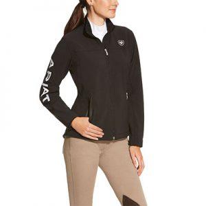 9206 Ariat Ladies New Team Softshell Jacket