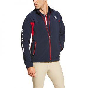 9280 Ariat Men's New Team Softshell Jacket