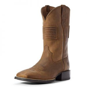 1444 Ariat Sport Patriot II Western Boot