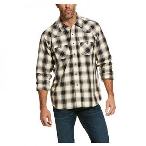 8161 Ariat Men's Kaiser Snap Shirt