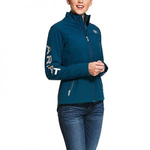 8251 Ariat Women's  New Team Softshell Jacket