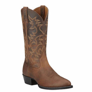 2204 Ariat Men's Heritage Western R Toe Boots