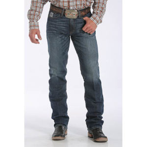 4006 Men's Cinch Slim Fit Silver Label Jeans