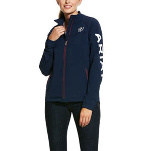 0423 Ariat Women's Agile 2.0 Softshell Jacket