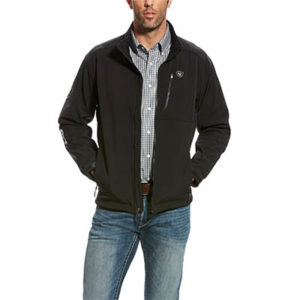 3322 Ariat Men's Logo 2.0 Softshell Jacket