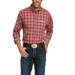 8040 Ariat Men's Relentless Propel Classic Fit Shirt