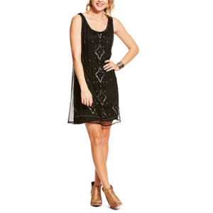 8712 Ariat Women's Black Jack Dress