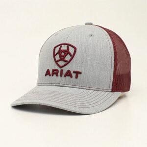 2009 Ariat Embroidery Mesh Cap