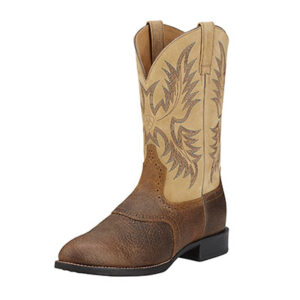 2247 Ariat Heritage Stockman Western Boots