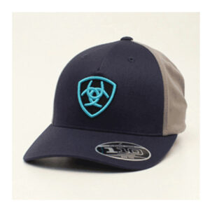 2303 Ariat Centered Shield Baseball Cap