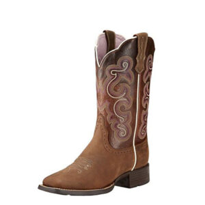 6304 Ariat Quickdraw Western Boots