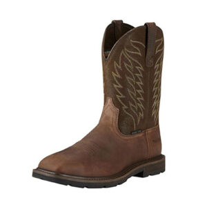 1108 Ariat Men's Square Steel Toe Work Boots