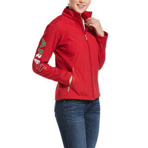 3526 Ariat Women's Classic Team Mexico Jacket