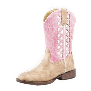 2157 Roper Girls' Askook Western Boots