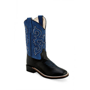 1037 Old West Toddler Boots
