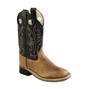 BSC1814 Old West Children's Western Boot