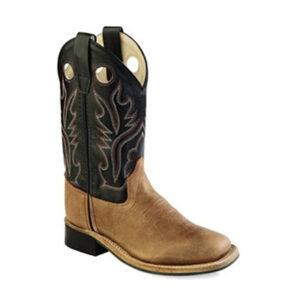 1814 Old West Children's Western Boot