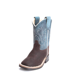 1884 Infant Old West Boots