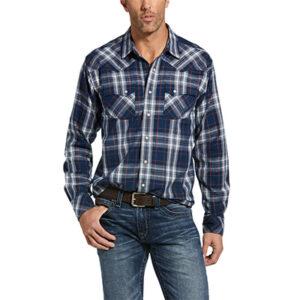 2889 Ariat Men's Hermosa Retro Fitted Shirt