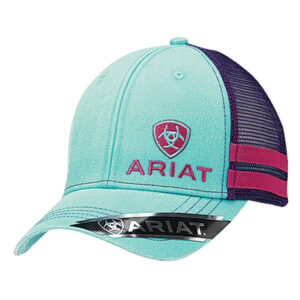 1595633 Ariat Women's Logo Ball Cap